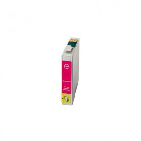 Cartridge Epson T0483 červená (magenta) - komp. inkoustová náplň - Epson Stylus Photo R200, R300, RX500, RX300, RX600,R330,R220