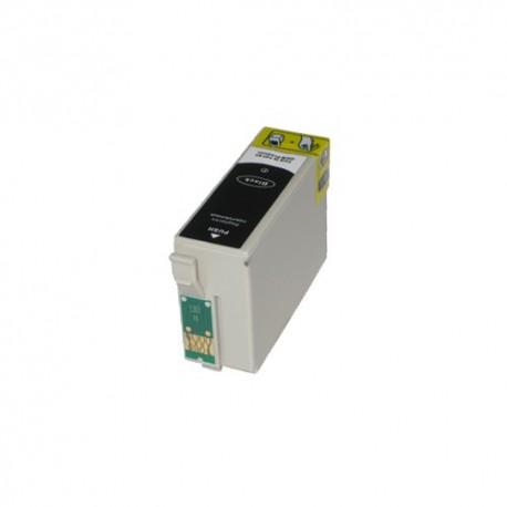 Cartridge Epson T2711 27XL černá (black) - komp. inkoustové náplně (cartridge) - Epson Workforce Pro WF-3620,WF-7110, WF-7610