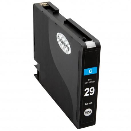 Cartridge PGI-29 C Cyan pro  PIXMA Pro 1 - kompatibilní inkoustové nápln (cartridge)  - Canon