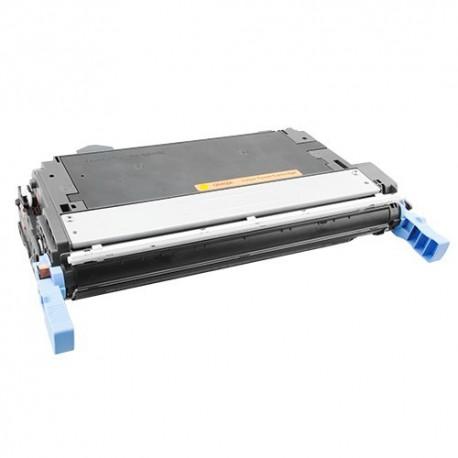 Toner HP Q6463A žlutý (yellow) 12 000 stran kompatibilní - Color LaserJet 4730, 4730 MFP, CM4730