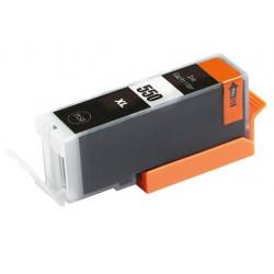 Canon PGI-550 černá (black) (PGI-550XL,PGI-550BK) IP7250/MG5450/MG6350/MX725/MX925 kompatibilní inkoustová náplň (cartridge)
