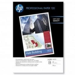 HP Profesional Glossy Laser Photo Paper, foto papír, lesklý, bílý, A3, 120 g/m2, 250 ks, CG969A, laserový