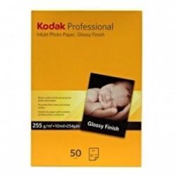 Kodak Professional Inkjet Photo paper, glossy, papír, bílý, A4, 255 g/m2, 20 KPROA4G, inkoustový
