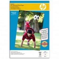 HP Advanced Glossy Photo Paper, foto papír, lesklý, zdokonalený, bílý, A3, 250 g/m2, 20 ks, Q8697A, inkoustový