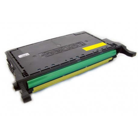 Toner Samsung CLT-Y6092S (Y6092, 6092) žlutý (yellow) 7000 stran kompatibilní - CLP-770, CLP-770ND, CLP-775, CLP-775