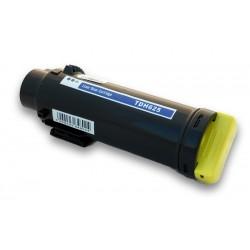 Toner DELL H625 žlutý (yellow) 593-BBSE 3P7C4, 593-BBRY 2RF0R,  2500 stran kompatibilní pro H625cdw, H825, H825cdw, S2825cdn