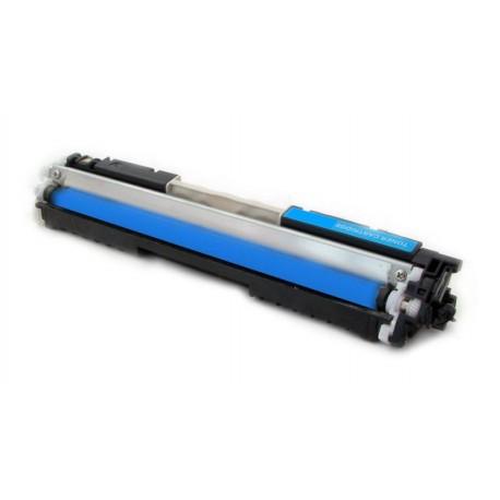 Toner Canon CRG-729C (CRG729, 4369B002) modrý (cyan) kompatibilní, 1000 stran pro Canon LBP-7010C, LBP-7018C