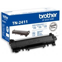 Toner Brother TN2411 (TN-2411) originální, 1200str., DCP-L2512D, DCP-L2532DW, HL-L2312D, HL-L2352DW, MFC-L2712DN