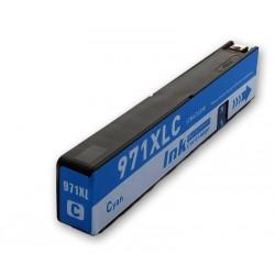 Cartridge HP 971XL (971 XL, CN626AE) modrá (cyan) HP Officejet Pro X576, X476, X551, X451 - kompatibilní inkoustová náplň