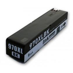 Cartridge HP 970XL (970 XL, CN625AE) černá (black) HP Officejet Pro X576, X476, X551, X451 - kompatibilní inkoustová náplň