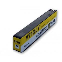 Cartridge 971XL žlutá inkoustová náplň - kompatibilní pro HP Officejet Pro X576, X476, X551, X451