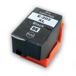 Cartridge Epson 202XL (T202XL, T02G14010) černá (black) kompatibilní inkoustová náplň Expression Premium XP-6000, XP6001,XP-6005