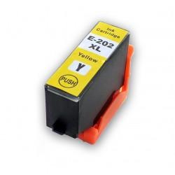 Cartridge Epson 202XL (T202XL, T02G14010) žlutá (yellow) kompatibilní inkoustová náplň Expression Premium XP-6000, XP-6005