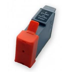 Cartridge Canon BCI-24C (BCI-24, BCI24C, 6882A002) barevná (color) kompatibilní inkoustová náplň pro Canon S200, BJC-2000