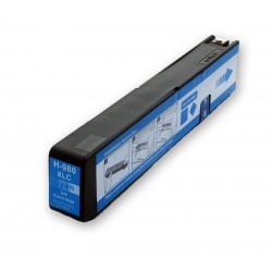 Cartridge HP 980XL (980 XL, D8J07A) modrá (cyan) HP Officejet Enterprise Color X585z, X555dn - kompatibilní inkoustová náplň