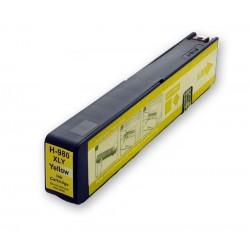 Cartridge HP 980XL (980 XL, D8J09A) žlutá (yellow) HP Officejet Enterprise Color X585z, X555dn - kompatibilní inkoustová náplň