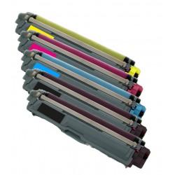 5x Toner Brother TN-247 ( TN-247Bk, TN-247Y, TN-247C, TN-247M) - C/M/Y/K kompatibilní - DCP-L3510, HL-L3210, HL-L3270, MFC-L3730