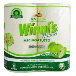 Winni's Asciugatutto - ekologické kuchyňské utěrky - MADEL