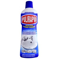 Pulirapid Classico 750ml - Odstraňovač vodního kamene - MADEL