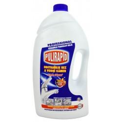 Pulirapid 5l - Odstraňovač vodního kamene - MADEL