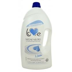 Love Sapone Neutro 5000ml - Tekuté mýdlo na ruce - MADEL