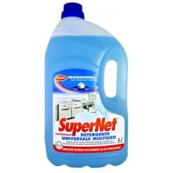 Supernet 5000ml - Koncentrovaný čistič podlah a tvrdých povrchů - MADEL