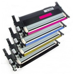 4x Toner HP W2070A, W2071A, W2072A, W2073A (117A) S ČIPEM kompatibilní - HP Color LaserJet 150, 150a, 150nw, 178nw, 179fnw