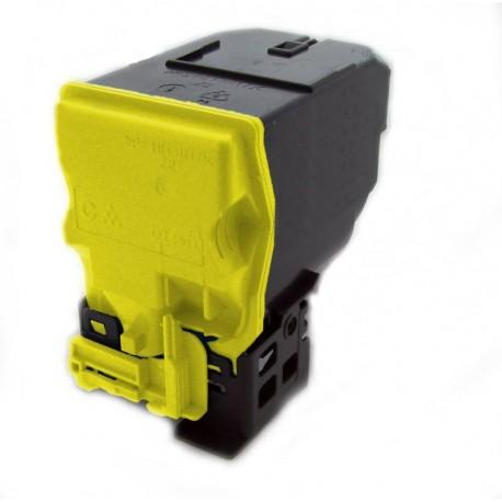 Toner Epson C13S050590 žlutý (yellow) 6000 stran kompatibilní - C3900, CX37, CX37DN