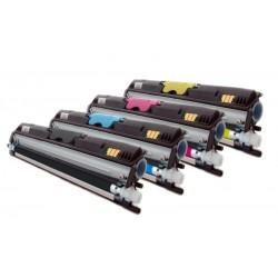 4x Toner Epson pro C1600, CX16, CX16DN (C13S050557, C13S050556, C13S050555 ,C13S050554)- C/M/Y/K kompatibilní