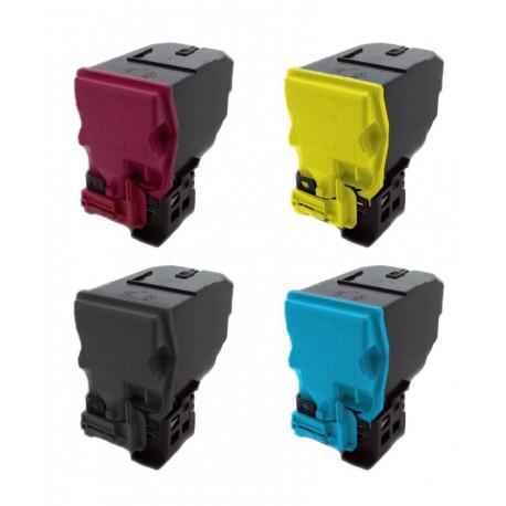 Sada 4x Toner Konica Minolta Magicolor TNP-18,  A0X5150, A0X5250, A0X5350, A0X5450 - C/M/Y/K kompatibilní -  4750 / 4750DN