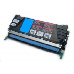 Toner Lexmark C734A2CG modrý (cyan) 6000 stran kompatibilní - C734, C736, X734, X736