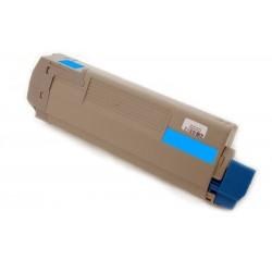 Toner Oki 43324423 modrý (cyan) 6000 stran kompatibilní - Oki C5500, C5500N, C5800, C5900, C5800N, C5900N