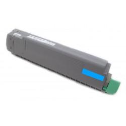 Toner Oki C8600 43487711 modrý (cyan) 9000 stran kompatibilní - Oki C8600N, C8800, C8800N, C8800DN
