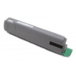 Toner XXL pro Oki C8600 43487712 černý (black) 9000 stran kompatibilní - Oki C8600N, C8800, C8800N, C8800DN