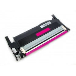 Toner Samsung CLT-M406S (M406S M406) červený (magenta) 1000 stran komp.- CLP-360, CLP-365, CLX-3300, CLX-3305, C410W, C460W