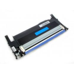 Toner Samsung CLT-C406S modrý (cyan) 1000 stran kompatibilní - CLP-360 / CLP-365 / CLX-3300