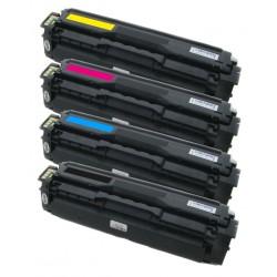 4x Toner Samsung CLT-504S (K504s, Y504S, M504S, C504S) C/M/Y/K kompatibilní - CLP-415 / CLP-415N / CLX-4195N