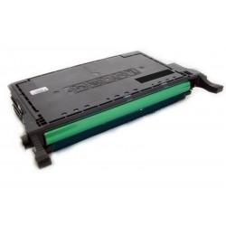 Toner Samsung CLP-K660B (K660) černý (black) 5500 stran kompatibilní - CLP-605, CLP-610, CLP-615, CLX-6200, CLX-6210