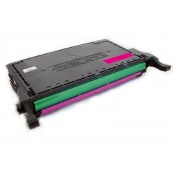 Toner Samsung CLT-M5082L (M5082L, M5082S, M5082) červený (magenta) 4000 stran kompatibilní - CLP-620,CLP-670,CLX-6220,CLX-6250