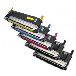 5x Toner SAMSUNG CLT-4092S (4092S, K4092, M4092S, Y4092, C4092S) - C/M/Y/2xK kompatibilní - CLP-315, CLP-310, CLX-3175