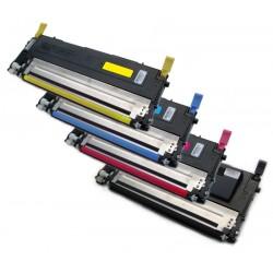 4x Toner SAMSUNG CLT-P4092S (4092S, K4092S, M4092, Y4092S, C4092) - C/M/Y/K kompatibilní - CLP-315, CLP-310, CLX-3175