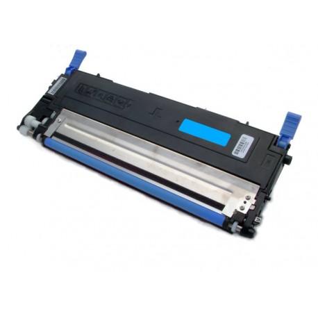 Toner Samsung CLT-C4072S (C4072) modrý (cyan) 1000 stran kompatibilní - CLP-320, CLP-325, CLX-3185, CLP-325N, CLP-320N