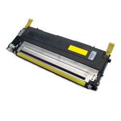Toner Samsung CLT-Y4072S (Y4072S, Y4072) žlutý (yellow) 1000 stran kompatibilní - CLP-320, CLP-325, CLX-3185, CLP-325N, CLP-320N