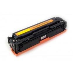 Toner HP CE322A (CE322, 128A) žlutý 1300stran komp.- LaserJet CP-1525, CP-1525N, CP-1525NW, CM-1415, CM-1415FN