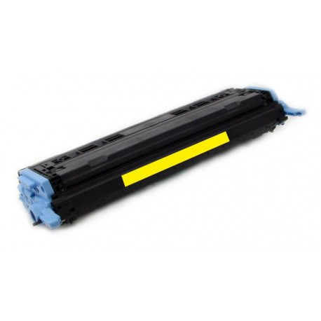 Toner HP Q6002A žlutý (yellow) 2500 stran kompatibilní - LaserJet 1600 / 2600 / 2605 / CM-1015