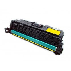 Toner HP CE252A (CE252, 504A) žlutý (yellow) 7000 stran kompatibilní - LaserJet CP-3520, CP-3525, CM-3530, CP-3520N, CP-3525N