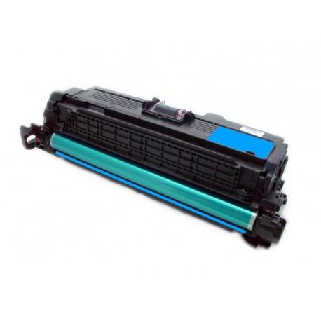 Toner HP CE251A modrý (cyan) 7000 stran kompatibilní - LaserJet CP3520 / CP 3525 / CP3530