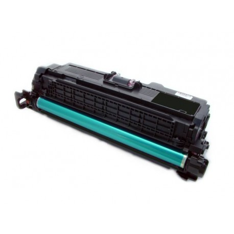Toner HP CE250X (CE250A) černý (black) 10500 stran kompatibilní - LaserJet CP3520 / CP 3525 / CP3530