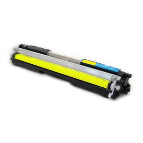 Toner HP CE312A (126A) žlutý (yellow) 1000 stran kompatibilní - LaserJet CP1025 / Pro 100 Color MFP M175A