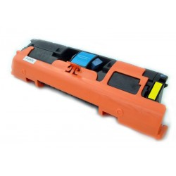 Toner HP Q3962A (Q3962, 122A) žlutý (yellow) 4000 stran kompatibilní - LaserJet 2550 / 2820 / 2840